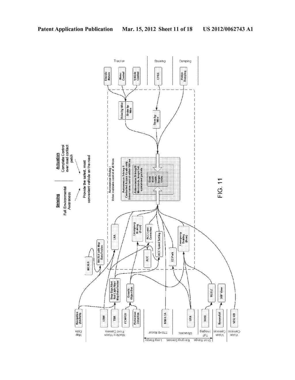 ALERT SYSTEM FOR VEHICLE - diagram, schematic, and image 12