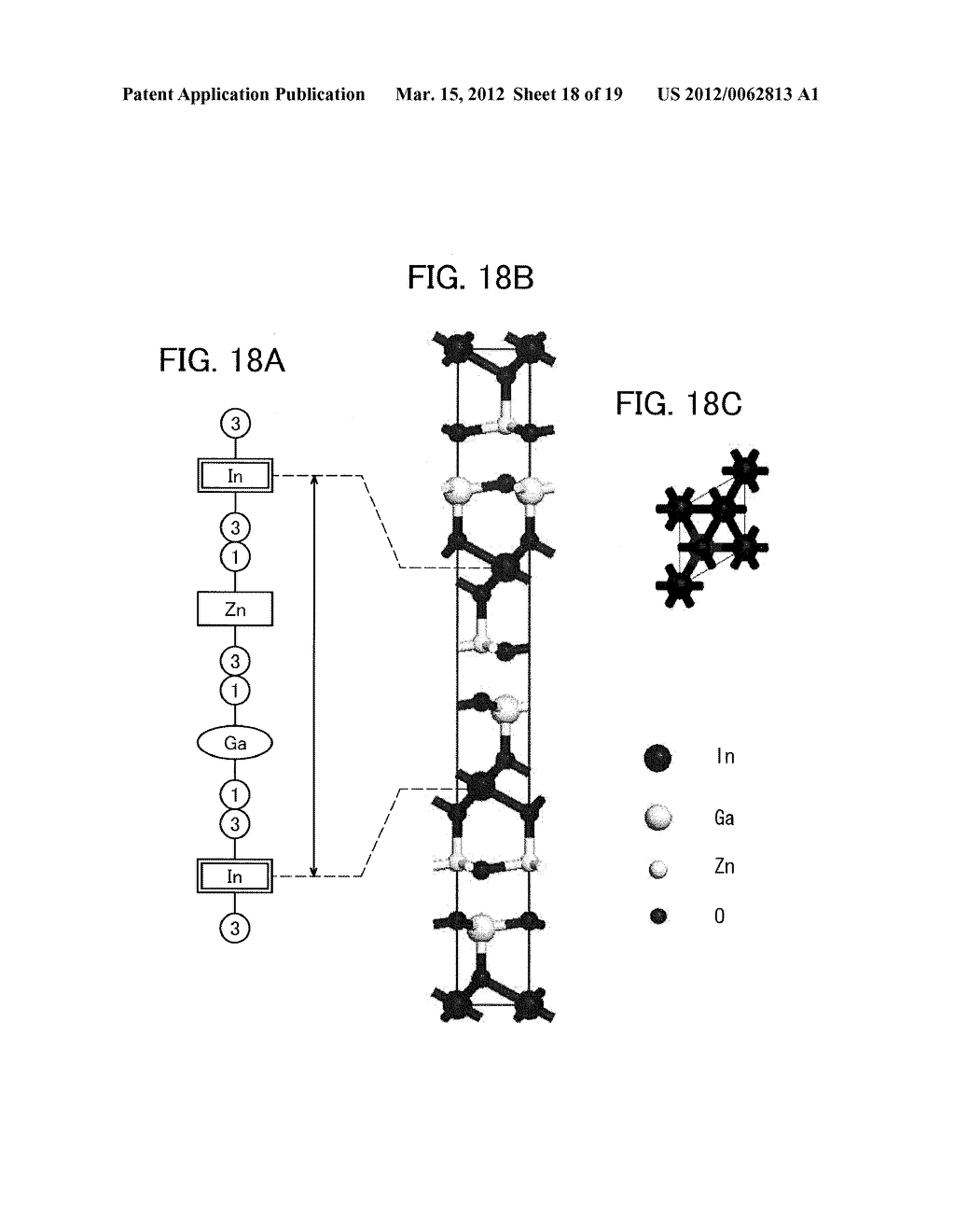 TRANSISTOR, LIQUID CRYSTAL DISPLAY DEVICE, AND MANUFACTURING METHOD     THEREOF - diagram, schematic, and image 19