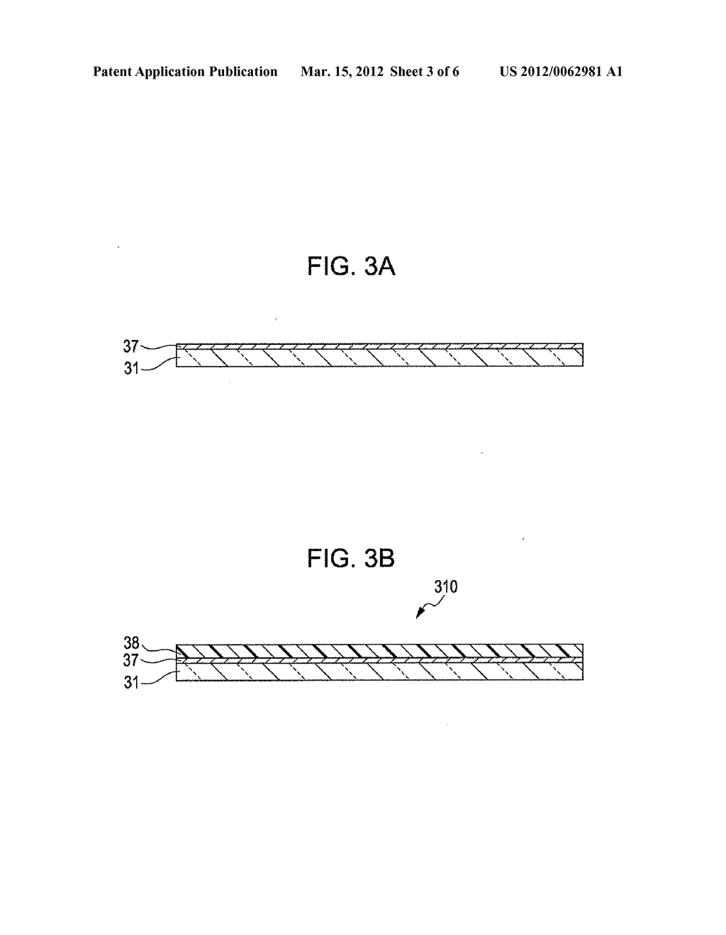 ELECTRO-OPTICAL DISPLAY DEVICE AND PROCESS FOR MANUFACTURING THE SAME - diagram, schematic, and image 04