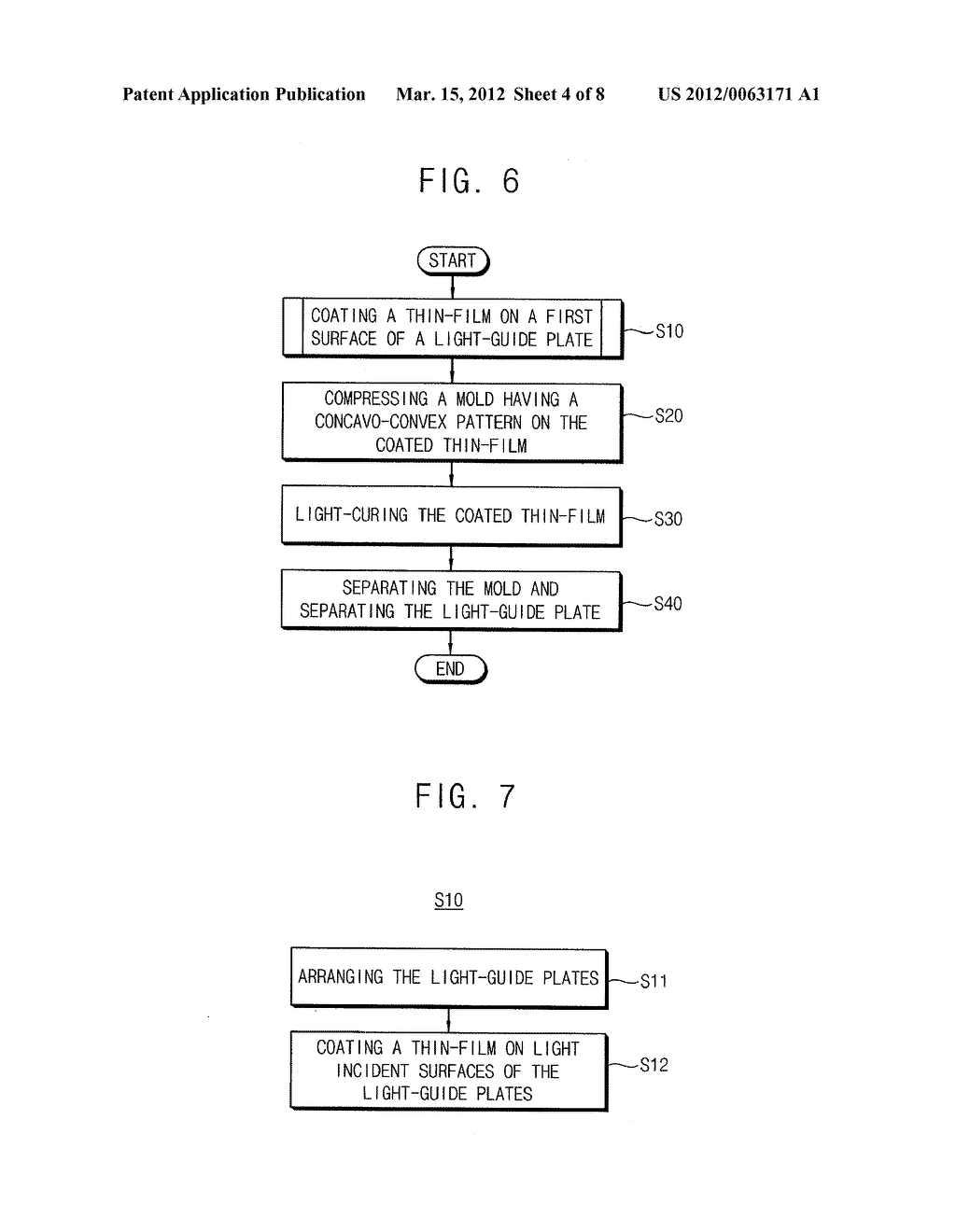 LIGHT-GUIDE MODULE, METHOD OF MANUFACTURING THE SAME AND BACKLIGHT     ASSEMBLY HAVING THE SAME - diagram, schematic, and image 05