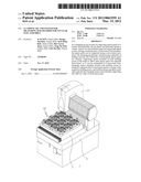CLAMPING JIG AND SYSTEM FOR MEASURING SPACER GRIDS FOR NUCLEAR FUEL     ASSEMBLY diagram and image