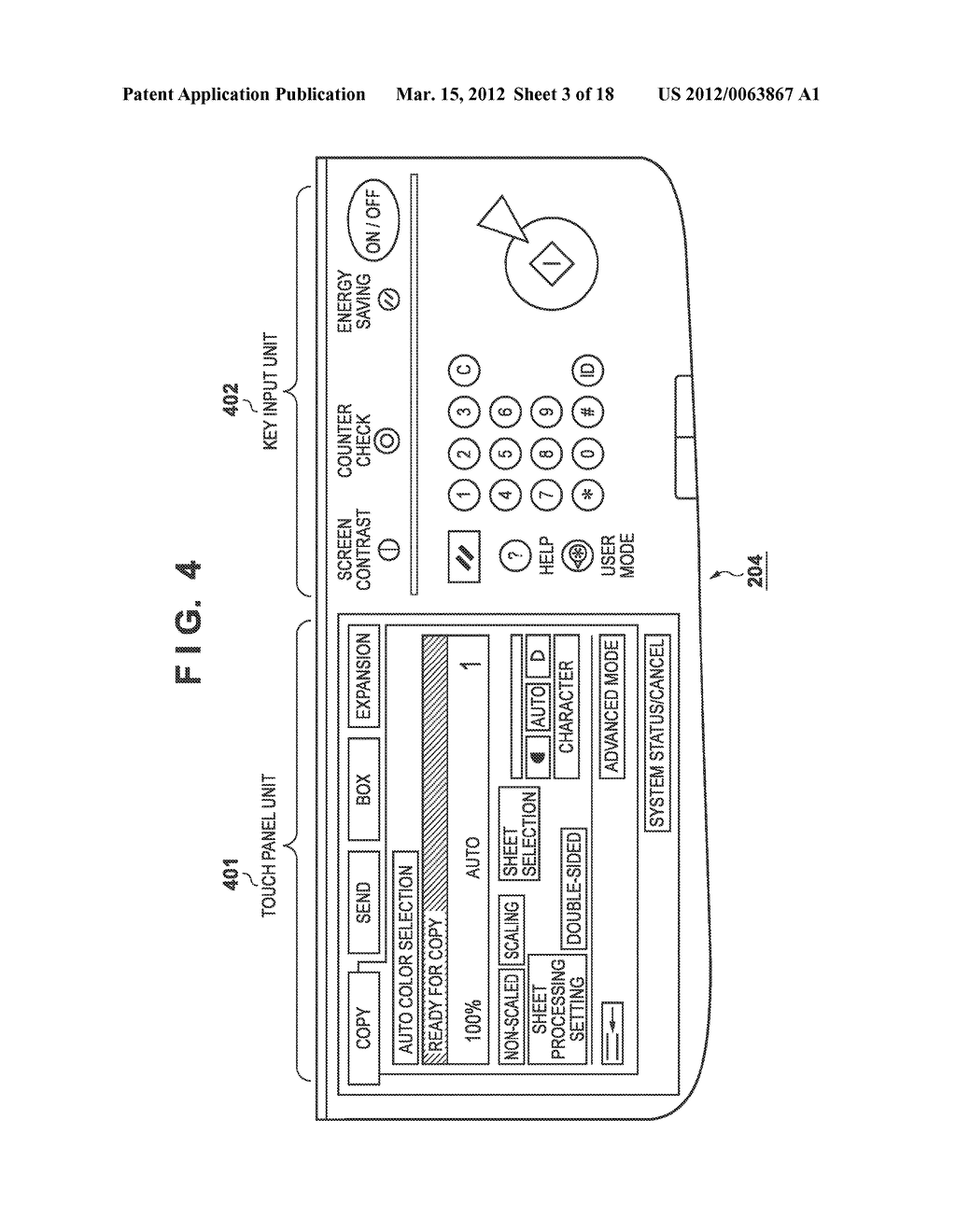 Sheet Processing Apparatus and Method of Controlling the Same - diagram, schematic, and image 04