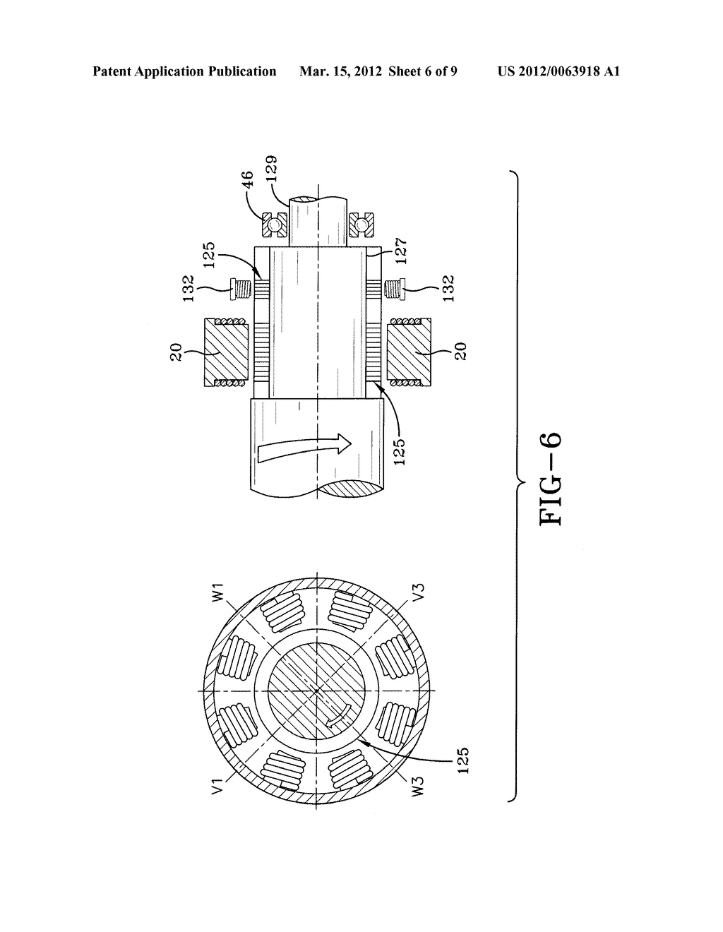 APPARATUS AND METHOD FOR DETERMINING CLEARANCE OF MECHANICAL BACK-UP     BEARINGS OF TURBOMACHINERY UTILIZING ELECTROMAGNETIC BEARINGS - diagram, schematic, and image 07