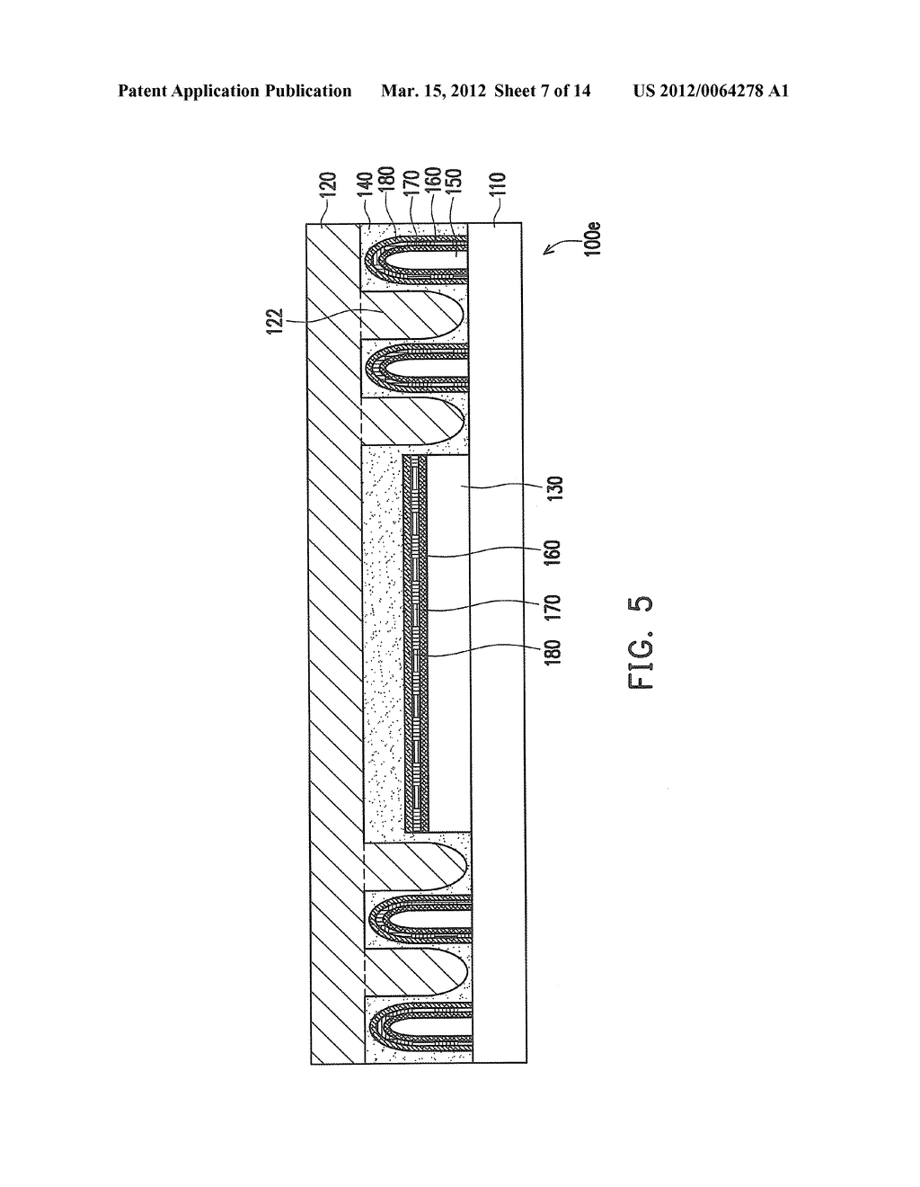 PACKAGE OF ENVIRONMENTAL SENSITIVE ELEMENT AND ENCAPSULATION METHOD     THEREOF - diagram, schematic, and image 08