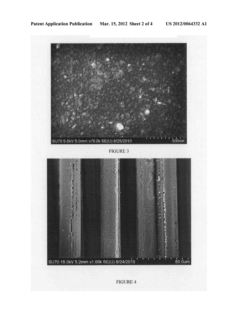 GLASS SUBSTRATES HAVING CARBON NANOTUBES GROWN THEREON AND METHODS FOR     PRODUCTION THEREOF - diagram, schematic, and image 03