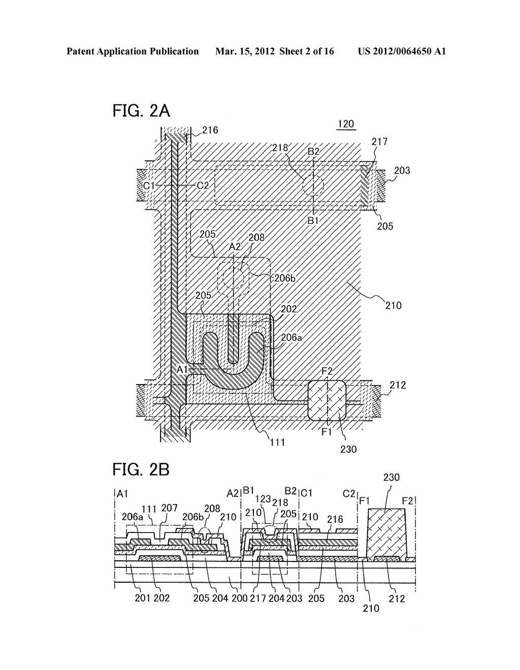 MANUFACTURING METHOD OF THIN FILM TRANSISTOR AND LIQUID CRYSTAL DISPLAY     DEVICE - diagram, schematic, and image 03