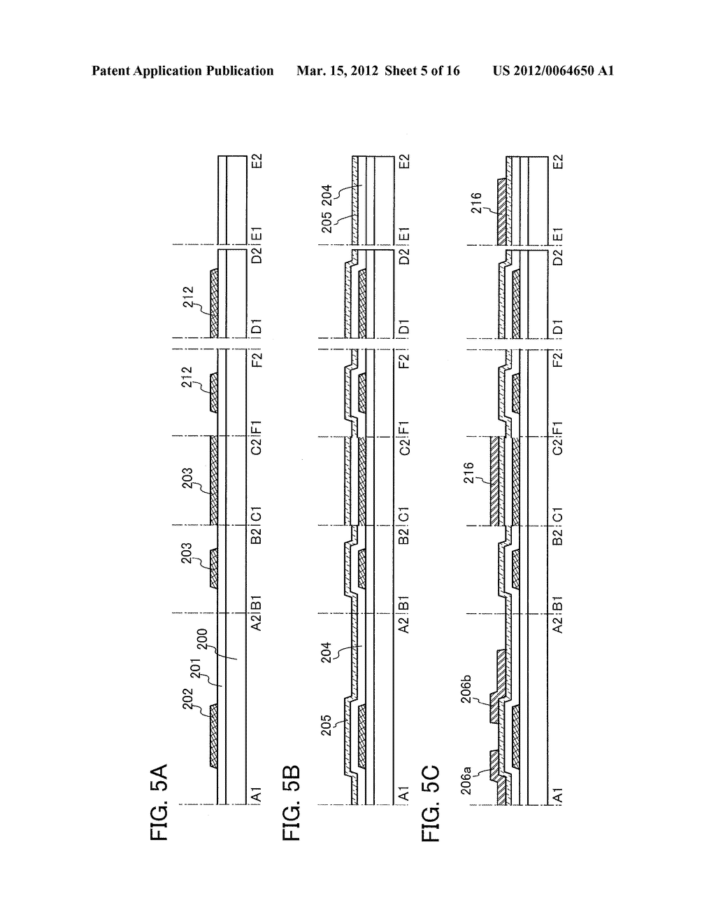MANUFACTURING METHOD OF THIN FILM TRANSISTOR AND LIQUID CRYSTAL DISPLAY     DEVICE - diagram, schematic, and image 06