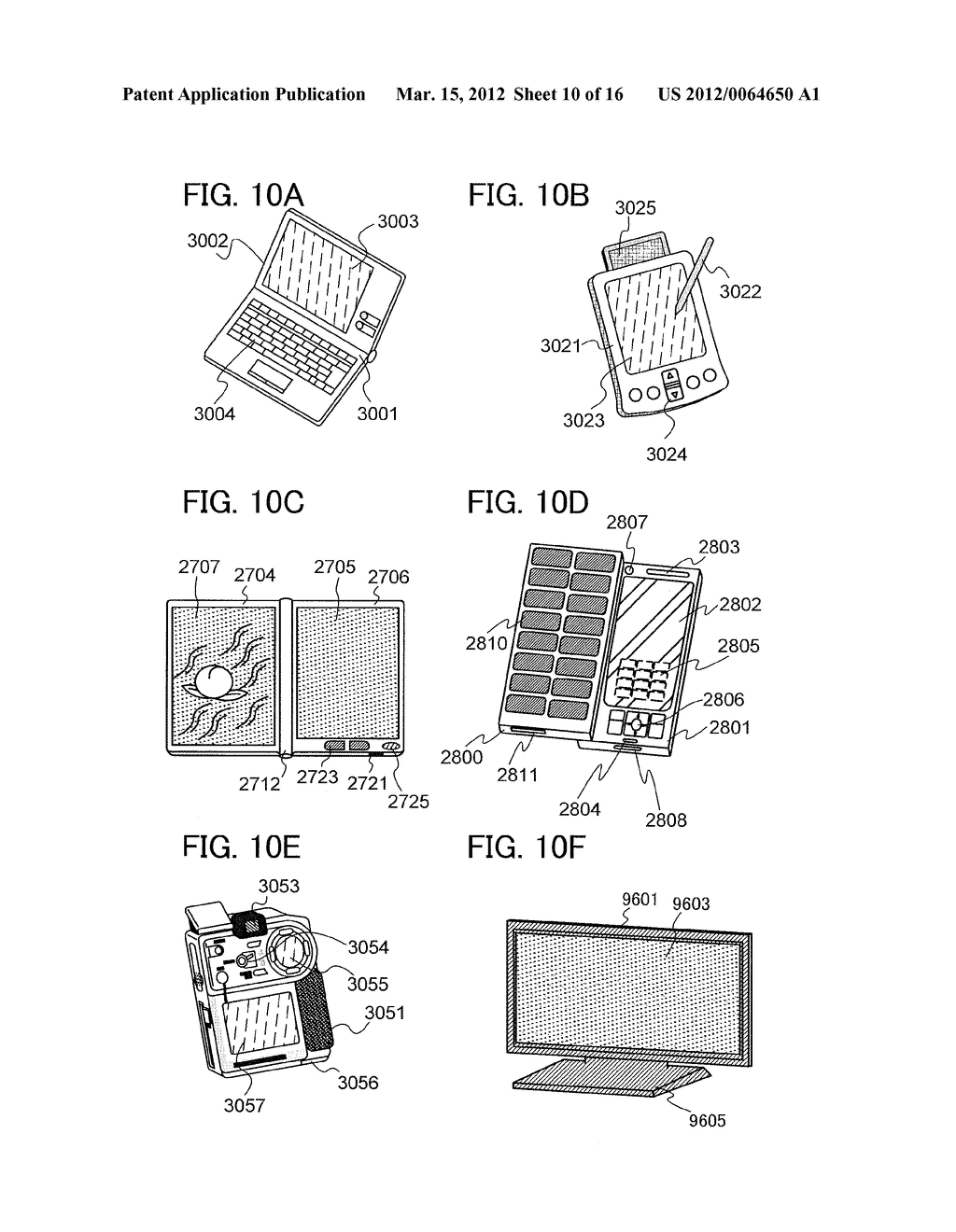 MANUFACTURING METHOD OF THIN FILM TRANSISTOR AND LIQUID CRYSTAL DISPLAY     DEVICE - diagram, schematic, and image 11