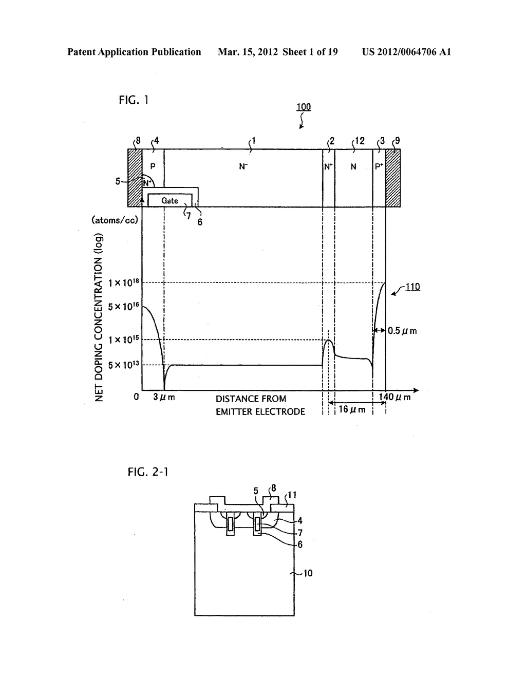 SEMICONDCUTOR DEVICE AND METHOD OF PRODUCING THE SAME - diagram, schematic, and image 02