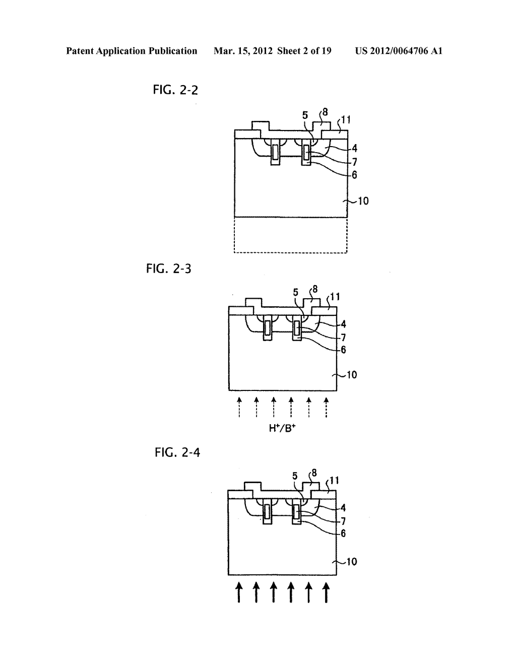 SEMICONDCUTOR DEVICE AND METHOD OF PRODUCING THE SAME - diagram, schematic, and image 03