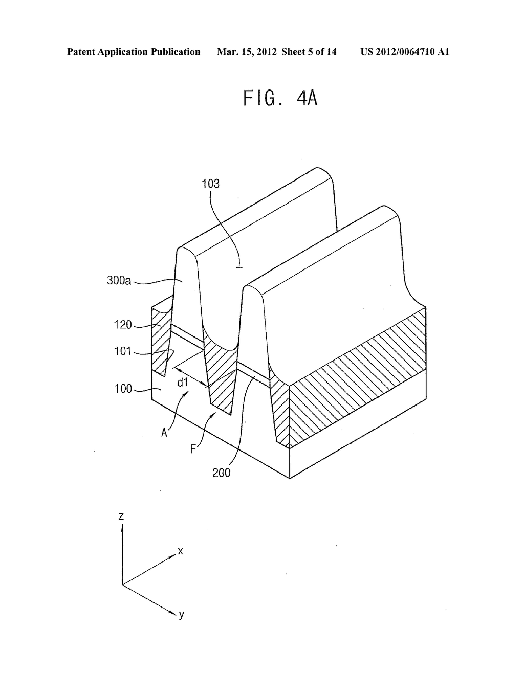 METHOD OF MANUFACTURING NONVOLATILE MEMORY DEVICE - diagram, schematic, and image 06
