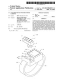 ELECTRONIC DEVICE WITH BLUETOOTH EARPHONE diagram and image