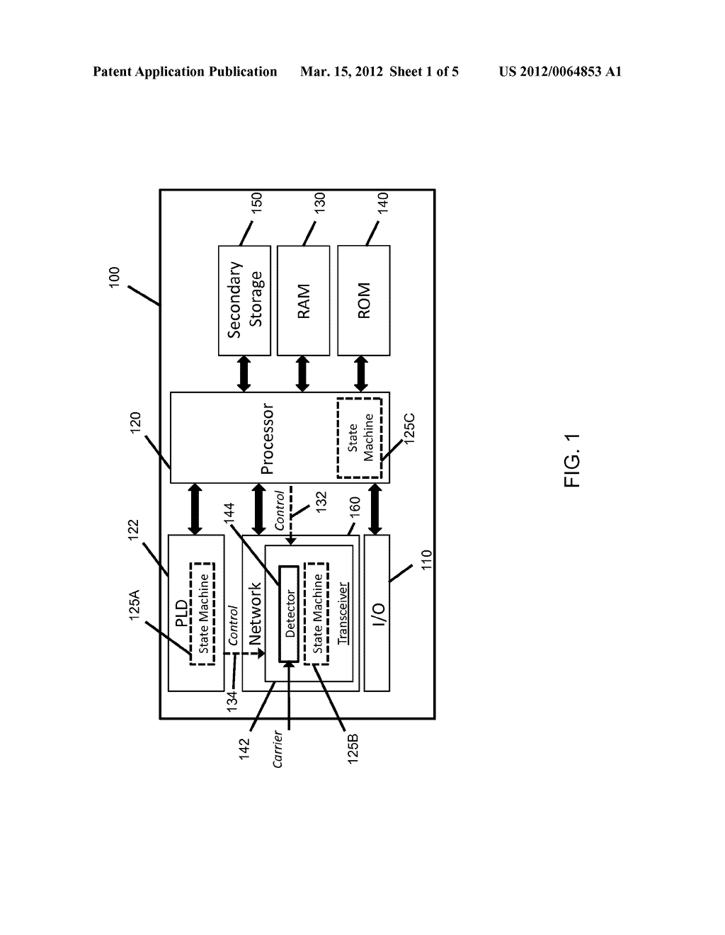 SYSTEM AND METHOD FOR MANAGING POWER CONSUMPTION IN A DEVICE - diagram, schematic, and image 02