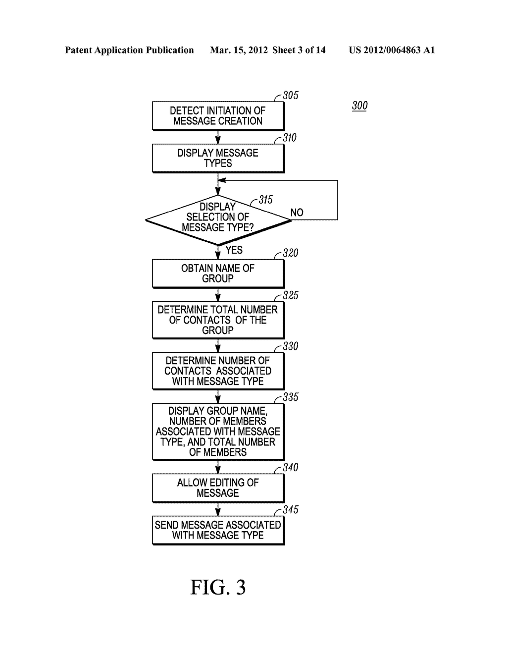 Method of an Electronic Device for Providing Contact or Group Information     for a Contact or Group of Contacts - diagram, schematic, and image 04