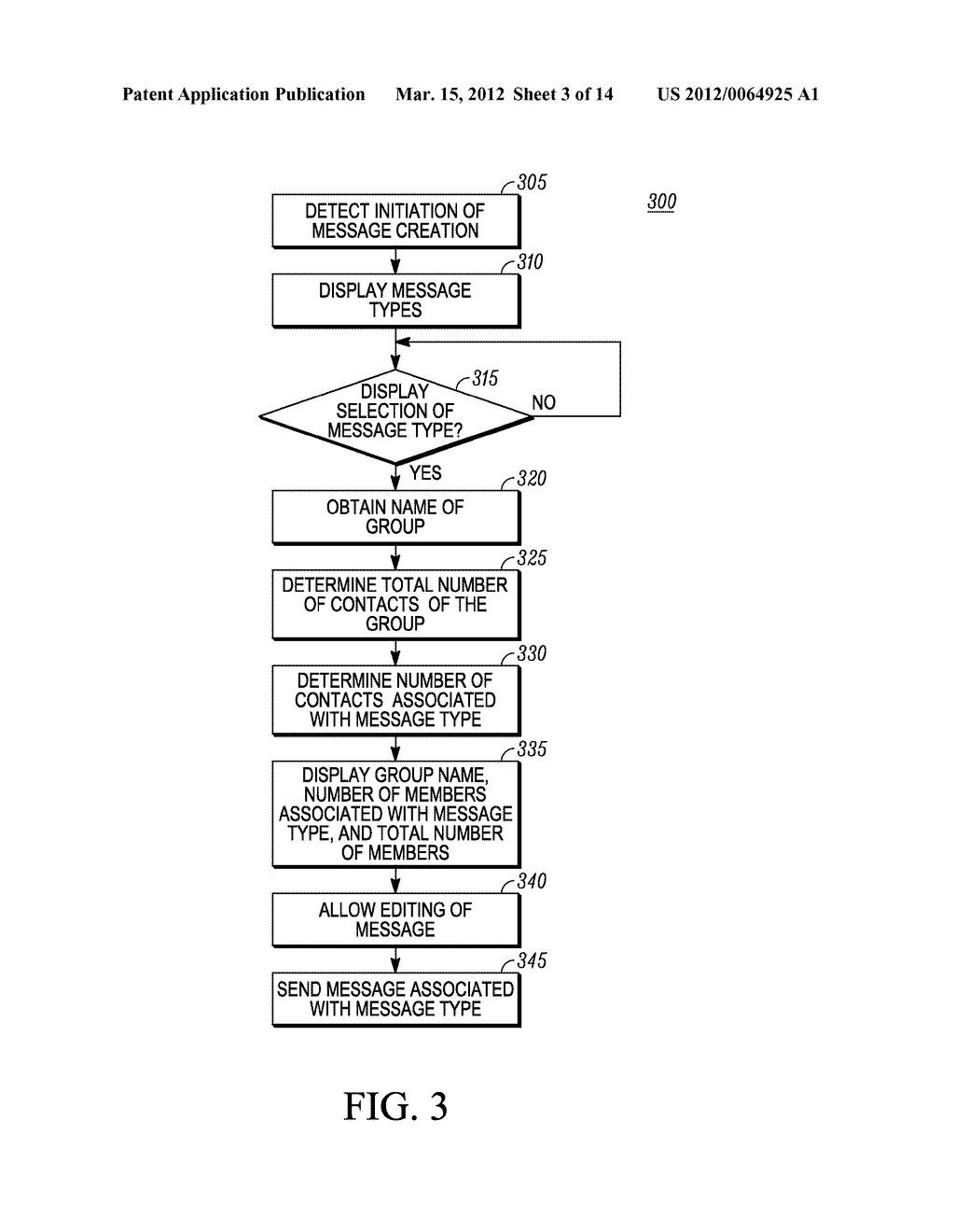 Method for an Electronic Device for Providing Group Information Associated     with a Group of Contacts - diagram, schematic, and image 04