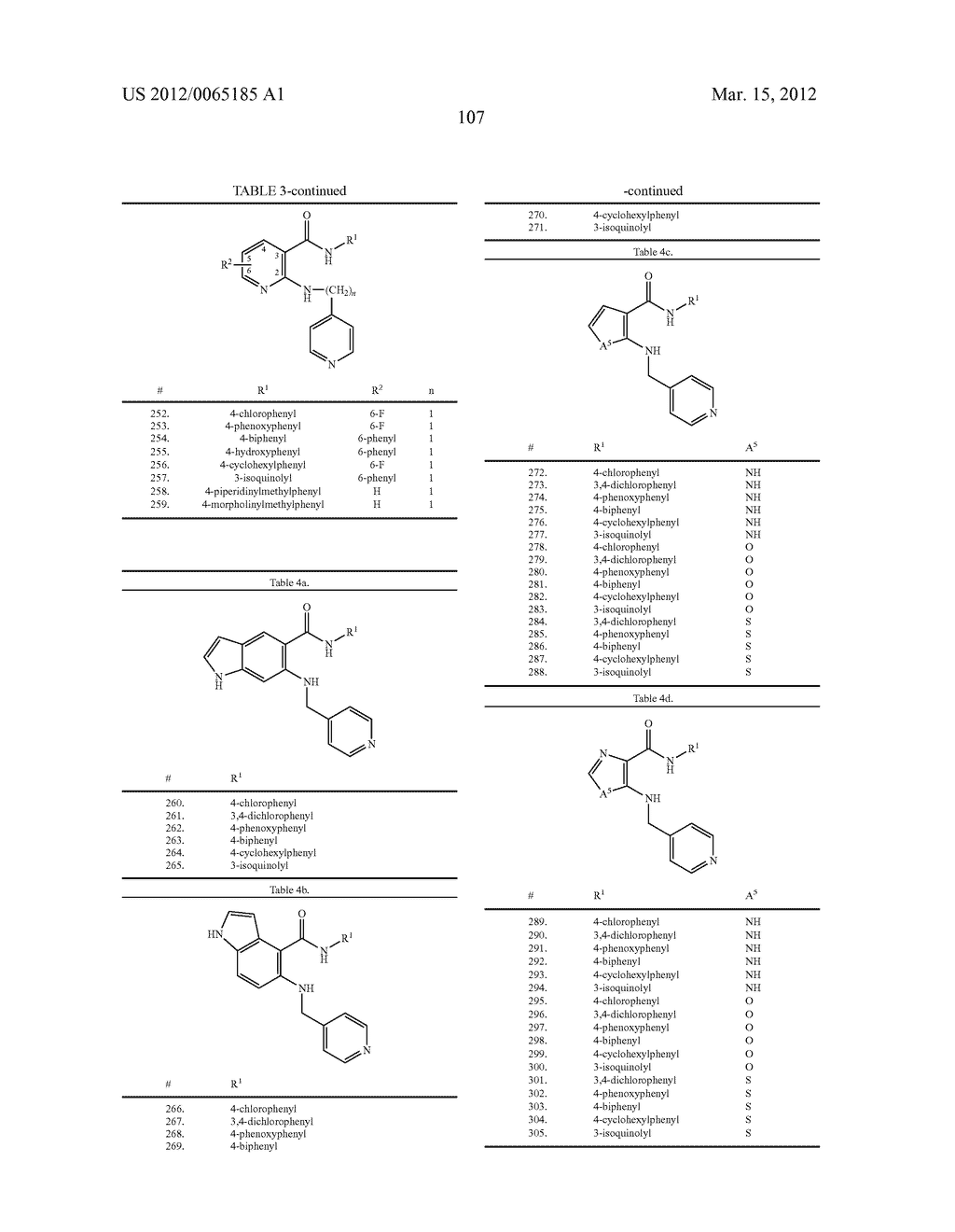 SUBSTITUTED ALKYLAMINE DERIVATIVES AND METHODS OF USE - diagram, schematic, and image 108