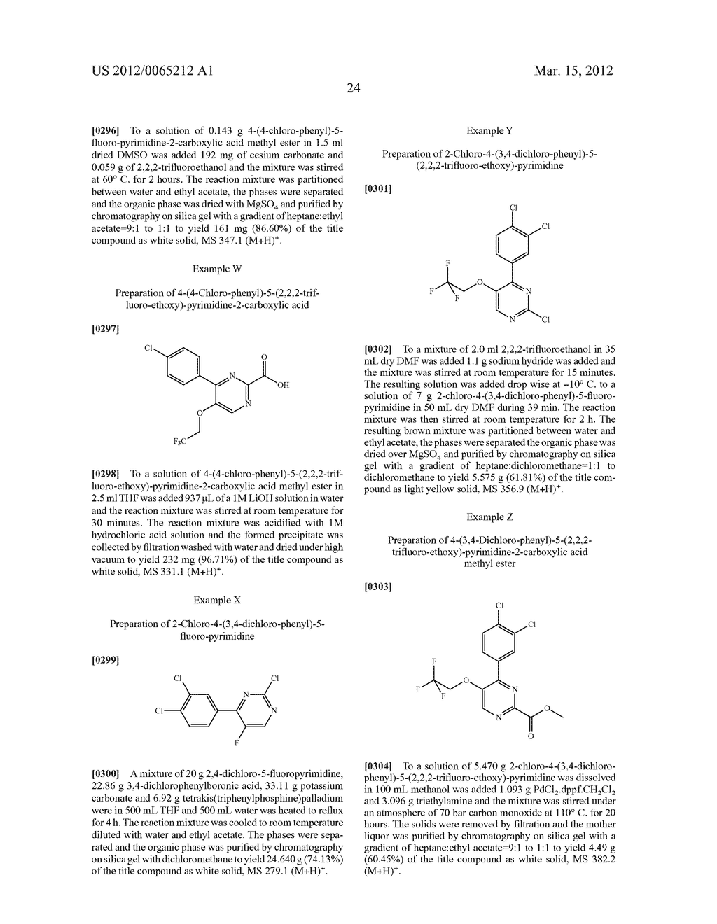 HETEROARYLMETHYL AMIDES - diagram, schematic, and image 25