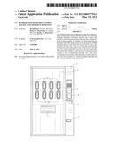 REFRIGERATED SOLID FRONT VENDING MACHINE AND METHOD OF OPERATION diagram and image