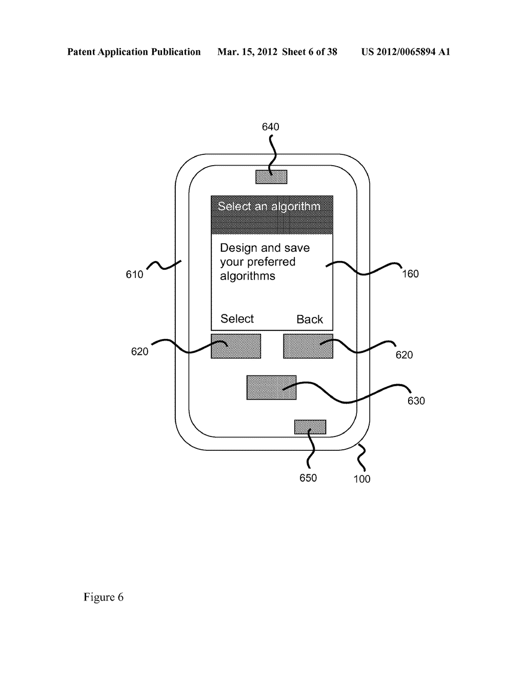 MEDICAL SYSTEM AND METHOD FOR PROVIDING GLYCEMIC CONTROL BASED ON GLYCEMIC     RESPONSE INFORMATION - diagram, schematic, and image 07