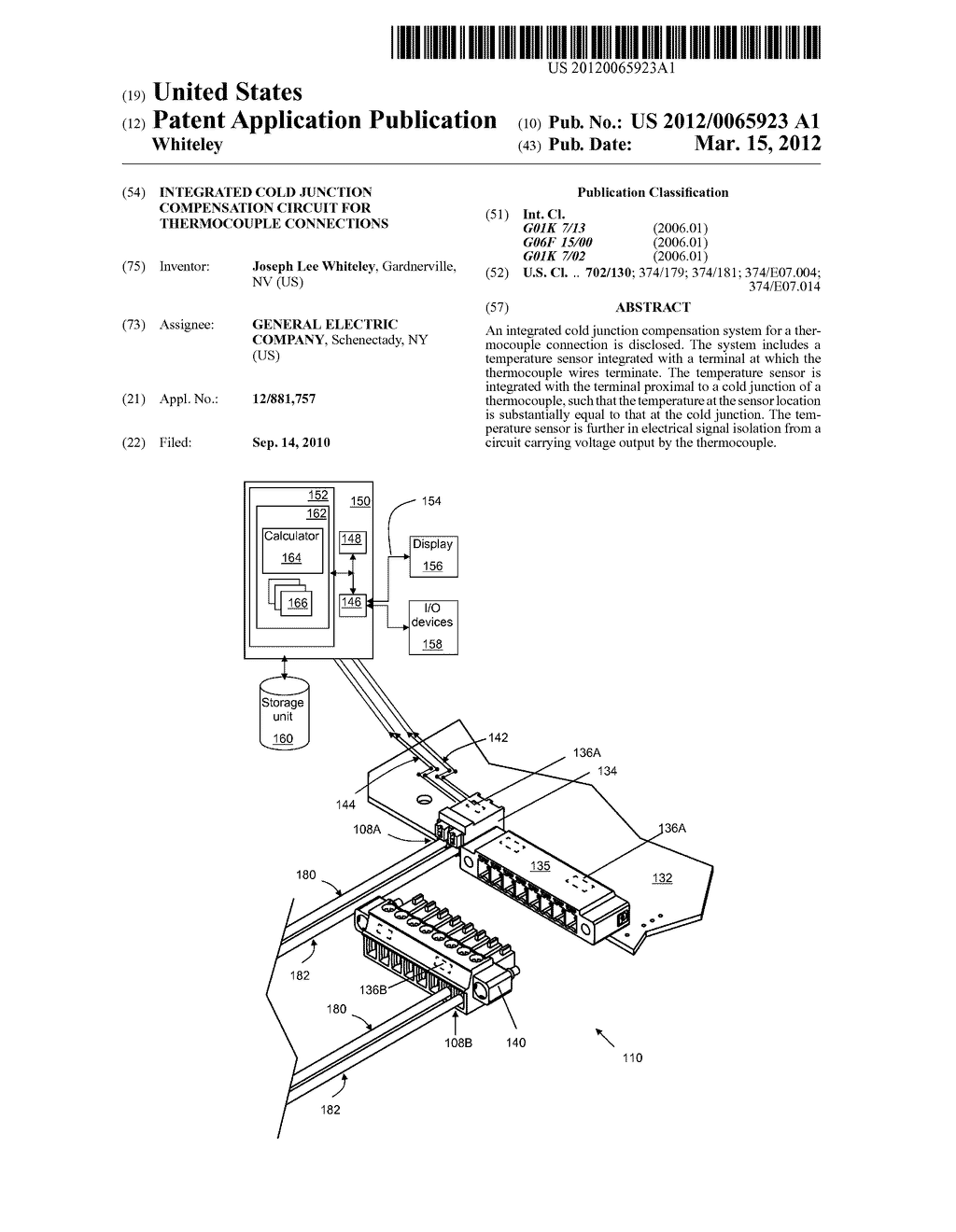 Integrated Cold Junction Compensation Circuit For Thermocouple Connections Diagram Schematic And Image 01