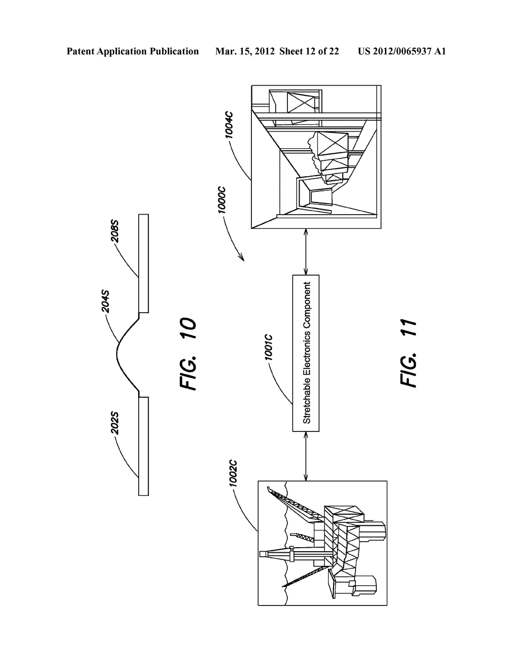 METHODS AND APPARATUS FOR MEASURING TECHNICAL PARAMETERS OF EQUIPMENT,     TOOLS AND COMPONENTS VIA CONFORMAL ELECTRONICS - diagram, schematic, and image 13