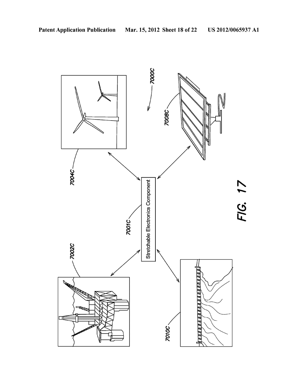 METHODS AND APPARATUS FOR MEASURING TECHNICAL PARAMETERS OF EQUIPMENT,     TOOLS AND COMPONENTS VIA CONFORMAL ELECTRONICS - diagram, schematic, and image 19