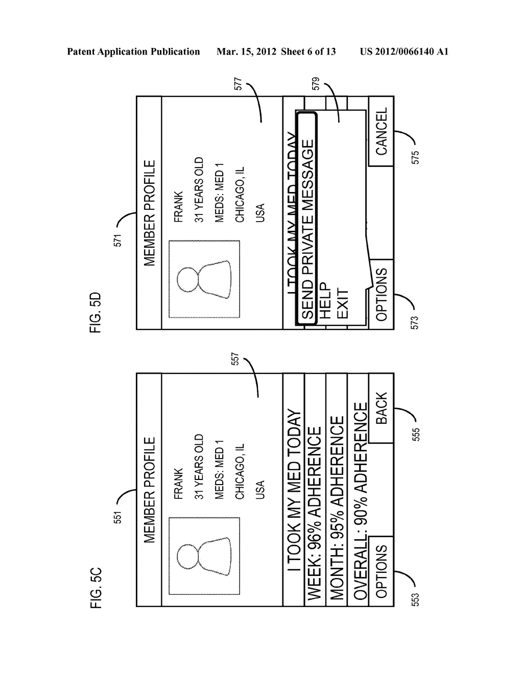 METHOD AND APPARATUS FOR MONITORING ADHERENCE TO PRESCRIBED REGIMENS - diagram, schematic, and image 07