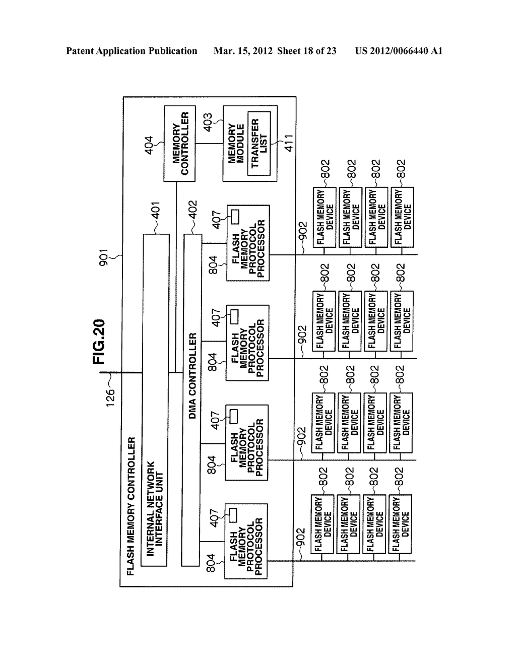 APPARATUS AND METHOD FOR MIRRORING DATA BETWEEN NONVOLATILE MEMORY AND A     HARD DISK DRIVE - diagram, schematic, and image 19