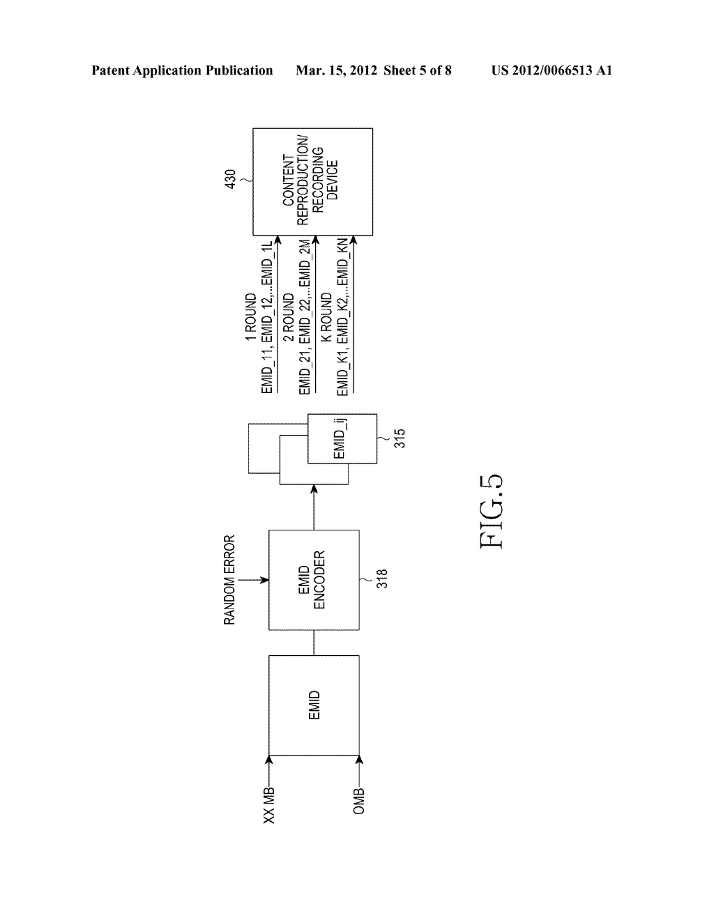 METHOD AND APPARATUS FOR AUTHENTICATING A NON-VOLATILE MEMORY DEVICE - diagram, schematic, and image 06