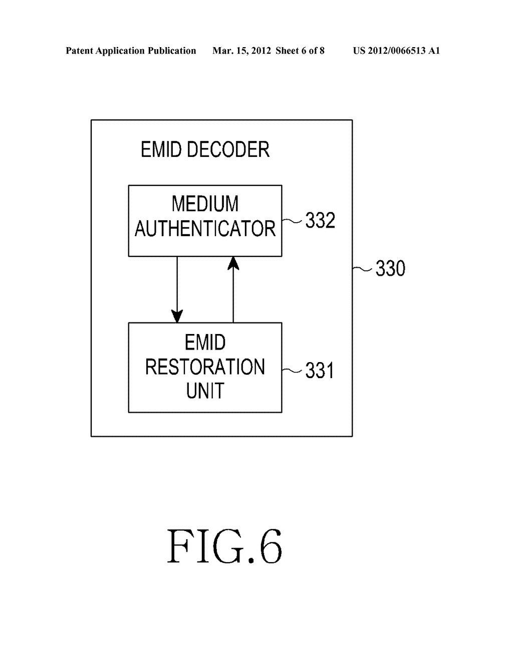 METHOD AND APPARATUS FOR AUTHENTICATING A NON-VOLATILE MEMORY DEVICE - diagram, schematic, and image 07