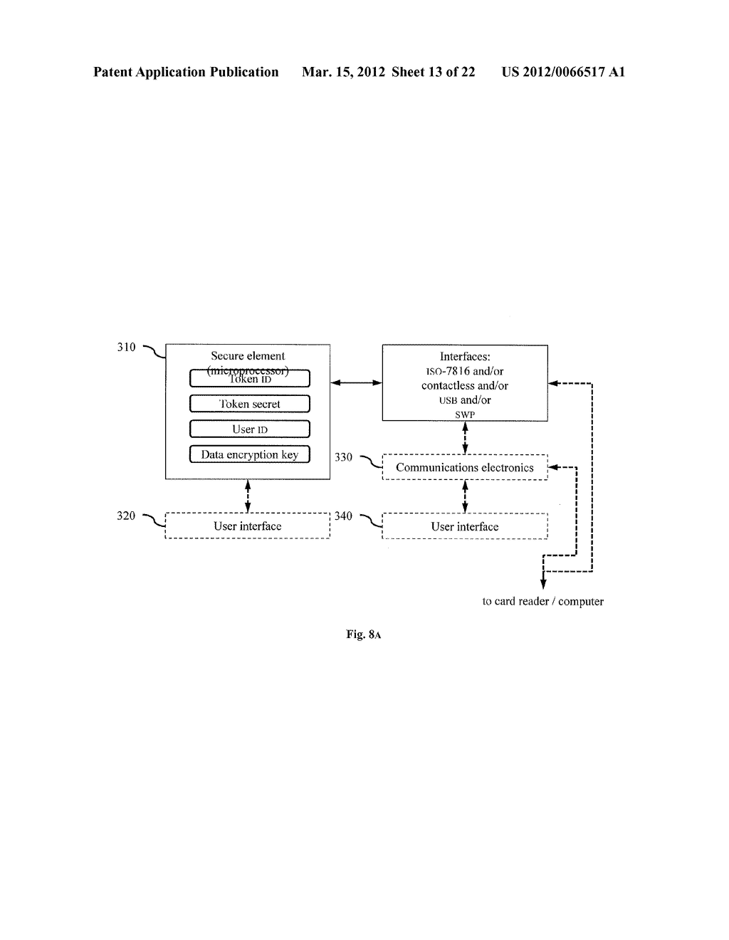 DISPERSED SECURE DATA STORAGE AND RETRIEVAL - diagram, schematic, and image 14