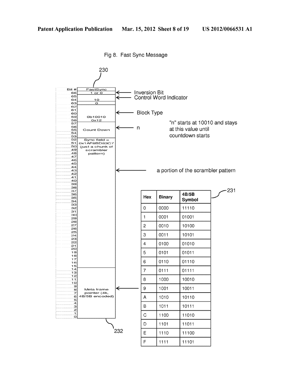 METHOD AND APPARATUS FOR ADAPTIVE POWER CONTROL IN A MULTI-LANE     COMMUNICATION CHANNEL - diagram, schematic, and image 09