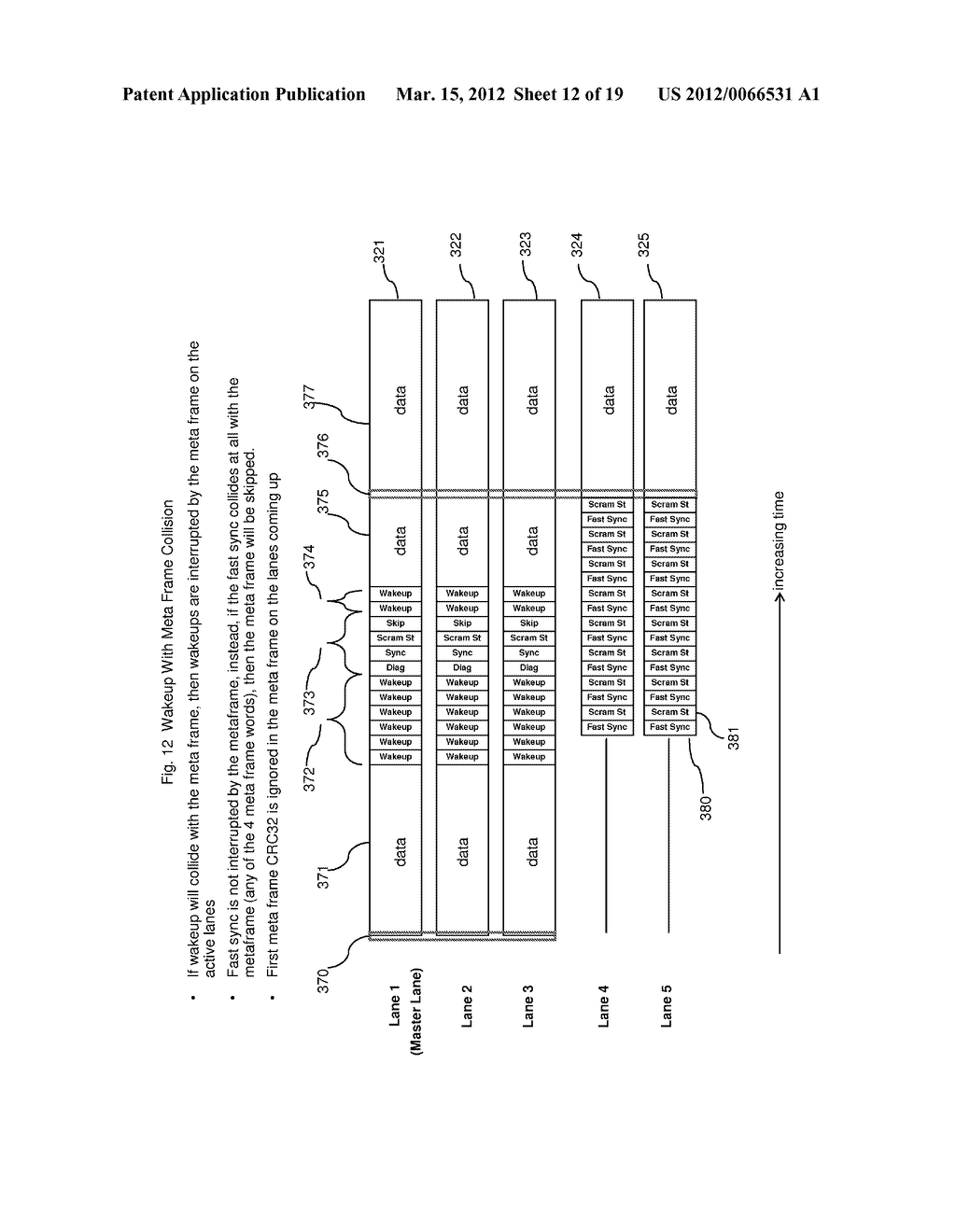 METHOD AND APPARATUS FOR ADAPTIVE POWER CONTROL IN A MULTI-LANE     COMMUNICATION CHANNEL - diagram, schematic, and image 13