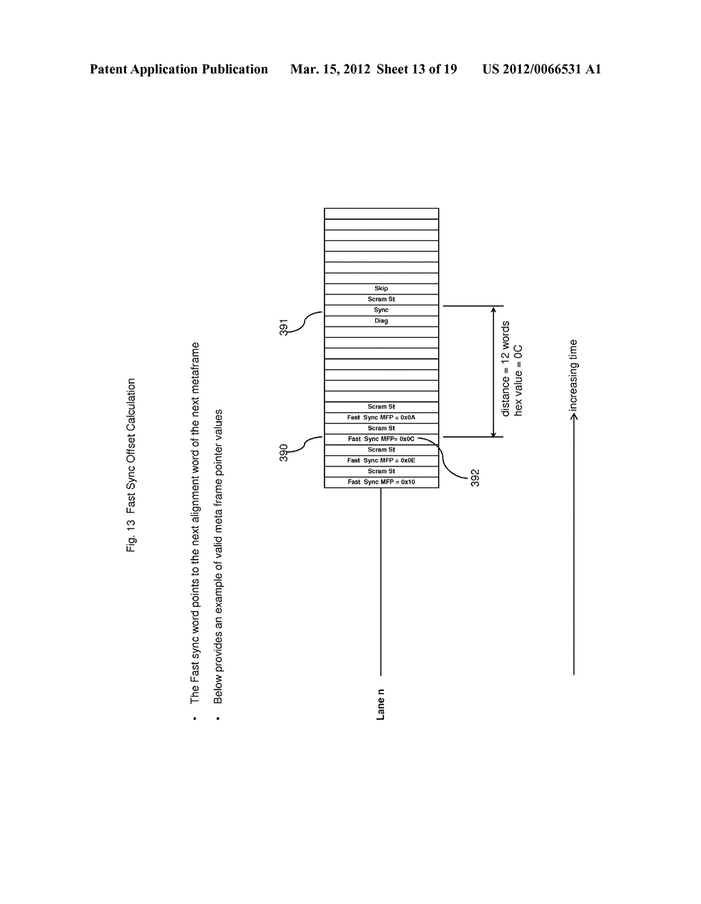 METHOD AND APPARATUS FOR ADAPTIVE POWER CONTROL IN A MULTI-LANE     COMMUNICATION CHANNEL - diagram, schematic, and image 14