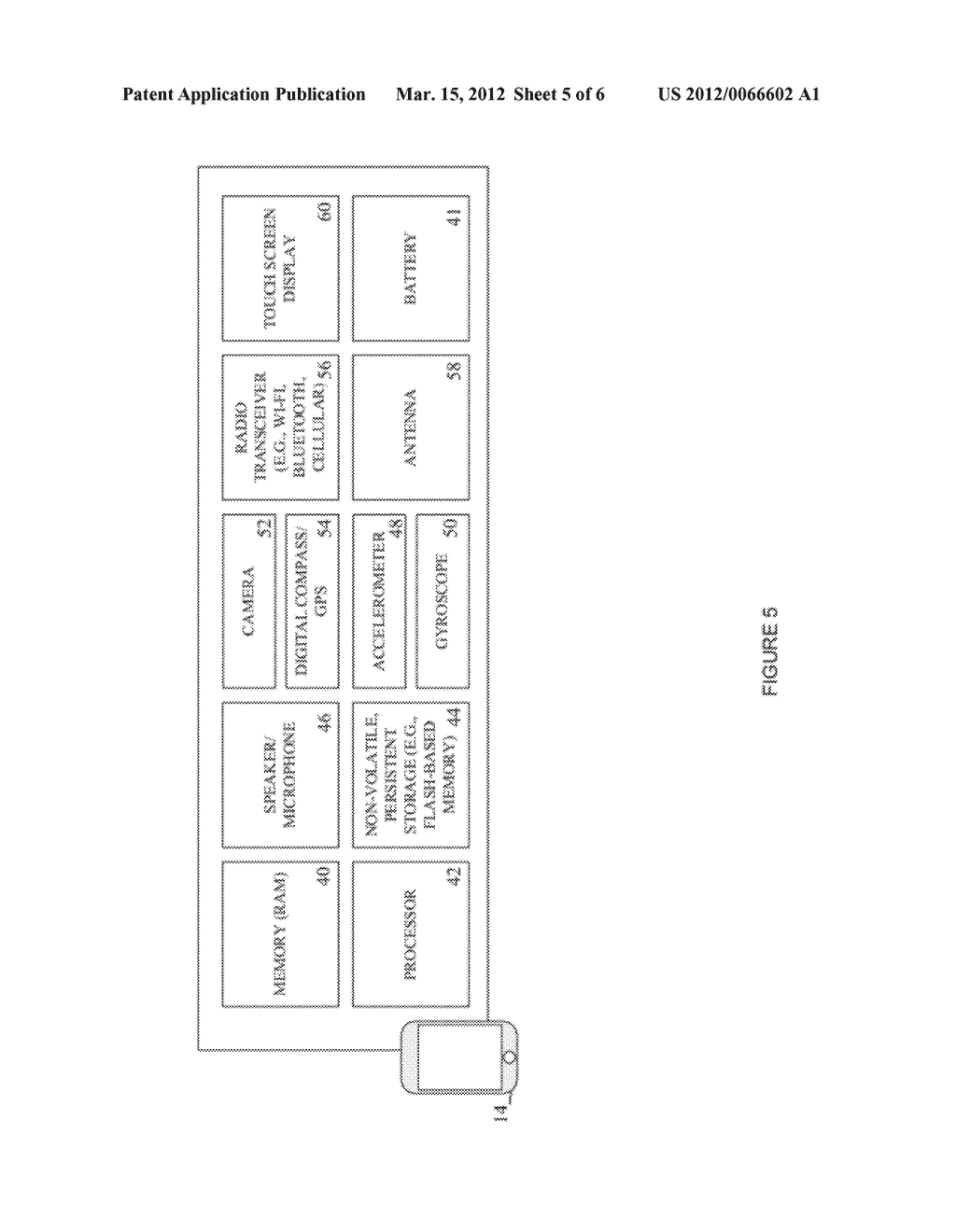 METHODS AND SYSTEMS FOR DRAG AND DROP CONTENT SHARING IN A MULTI-DEVICE     ENVIRONMENT - diagram, schematic, and image 06