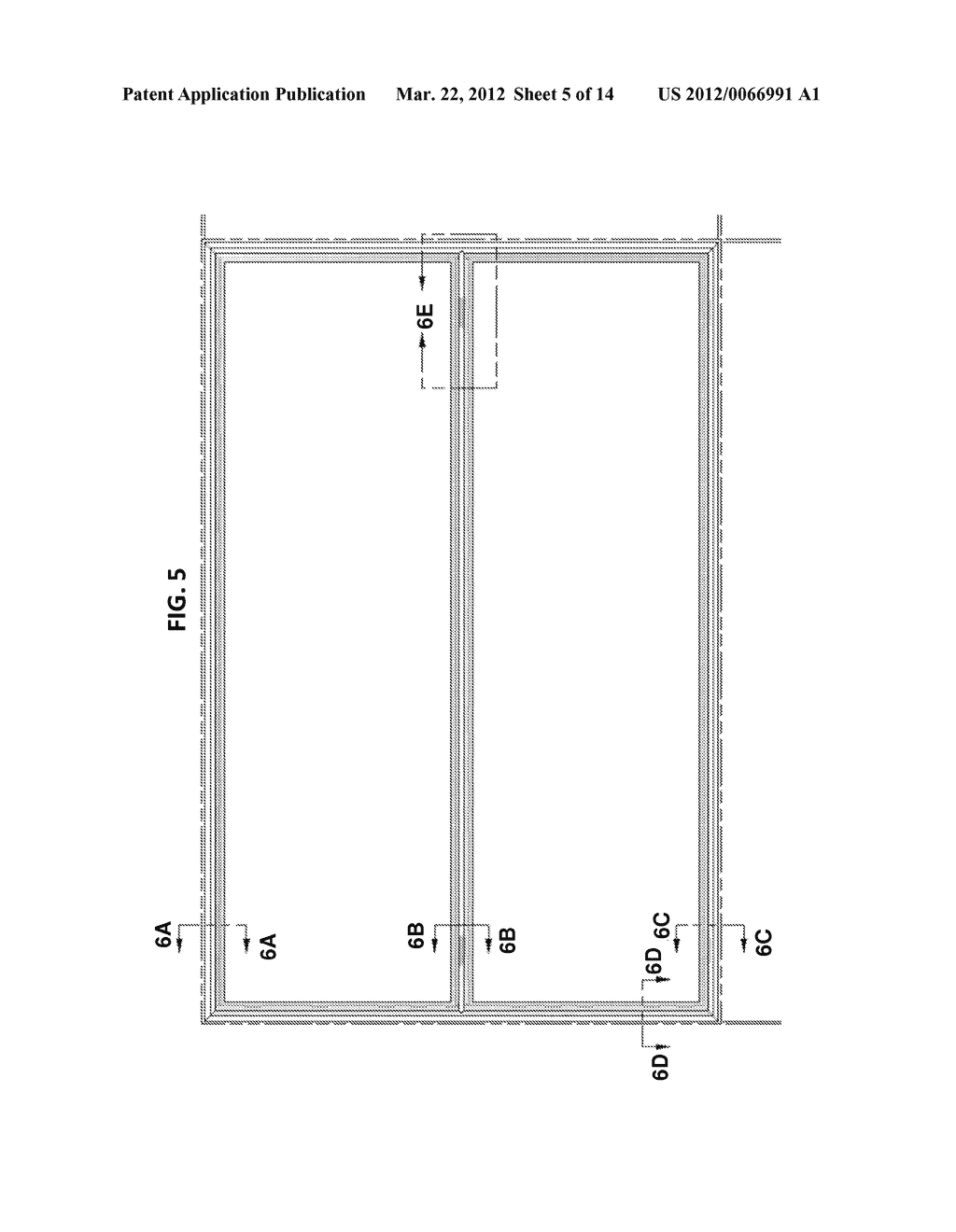 MOUNTING FIXTURE FOR FIRE-RATED STRUCTURALLY GLAZED GLASS - diagram, schematic, and image 06