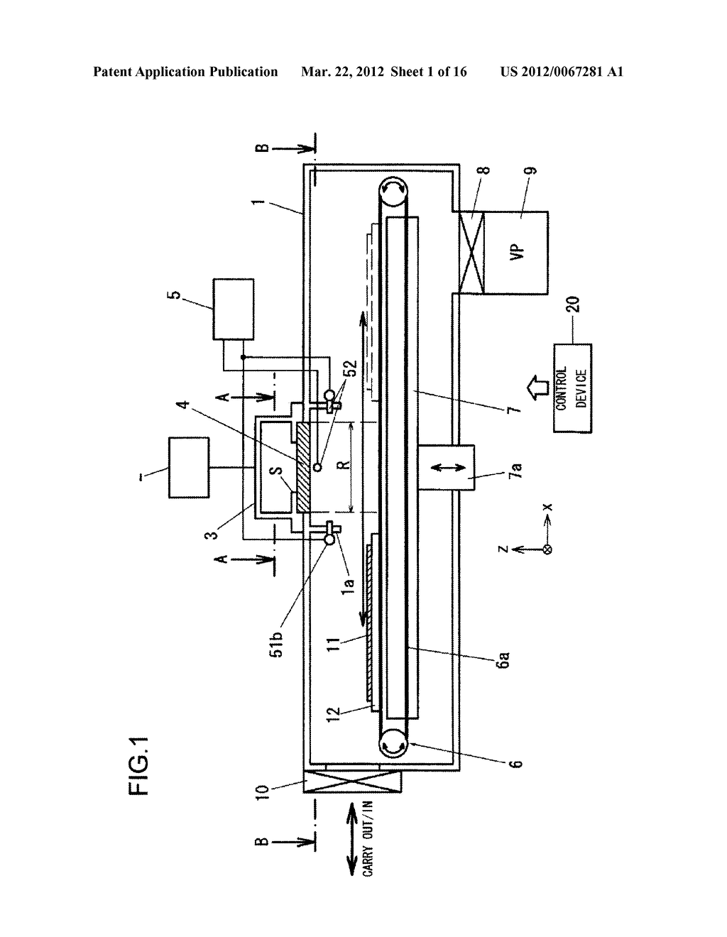 SURFACE WAVE PLASMA CVD APPARATUS AND FILM FORMING METHOD - diagram, schematic, and image 02