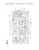 CYLINDER HEAD FOR AN INTERNAL COMBUSTION ENGINE, ENGINE INCORPORATING THE     CYLINDER HEAD, AND METHOD OF MAKING SAME diagram and image