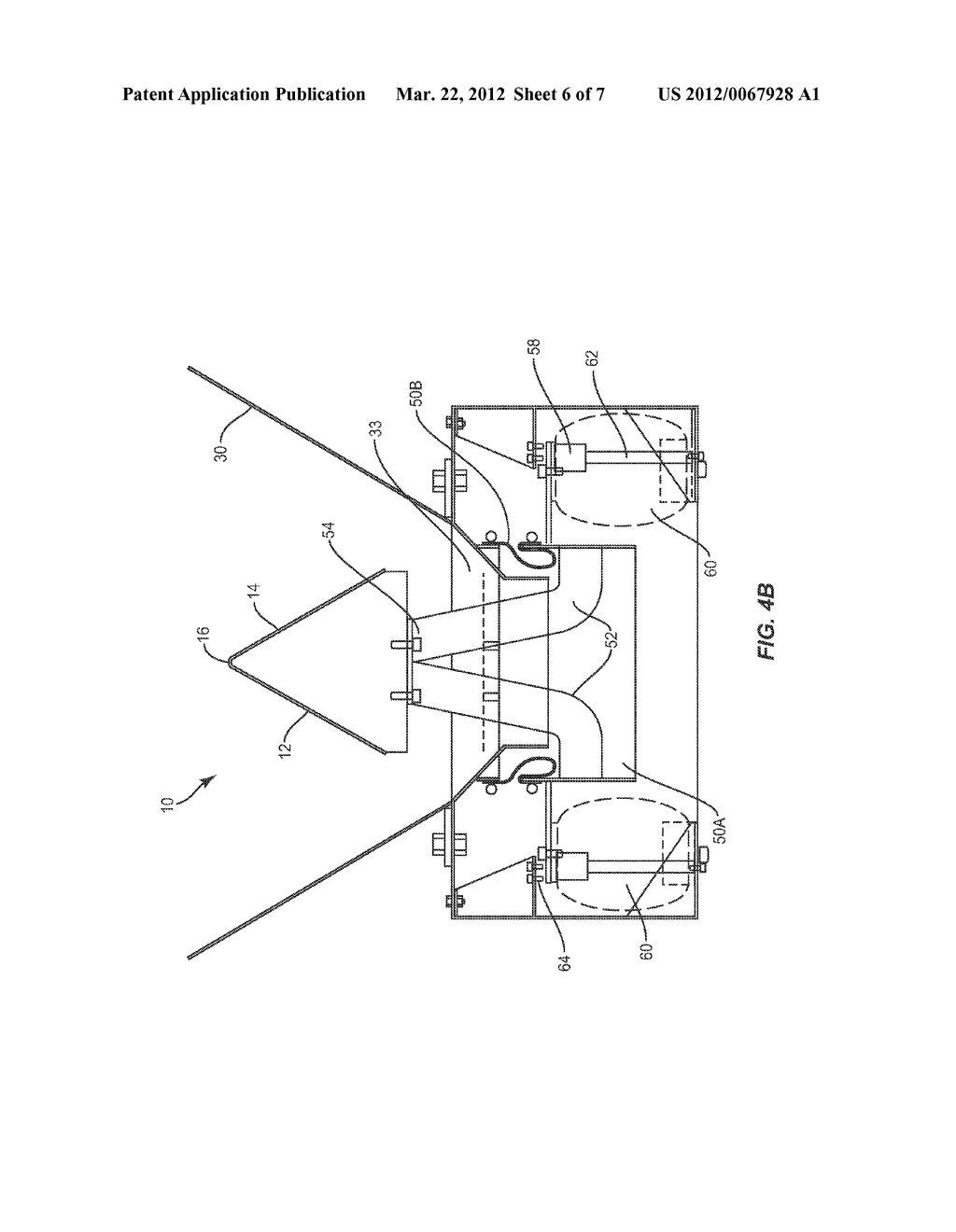 DISCHARGER FOR DISCHARGING BULK MATERIAL THROUGH AN OPENING - diagram, schematic, and image 07