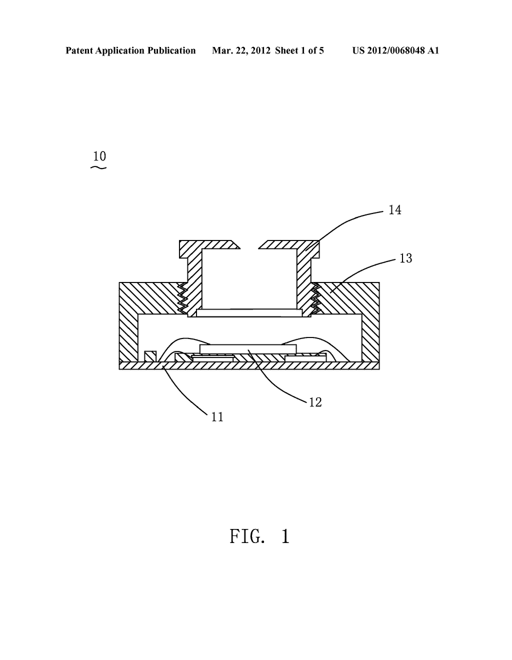 METHOD AND APPARATUS FOR ADJUSTING AND TESTING AN IMAGE SENSOR MODULE - diagram, schematic, and image 02