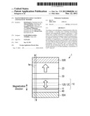 MAGNETORESISTIVE EFFECT ELEMENT AND MAGNETIC MEMORY diagram and image