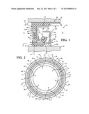 DYNAMIC RADIAL SHAFT SEAL ASSEMBLY WITH COMBINATION DUST EXCLUSION THRUST     PAD diagram and image