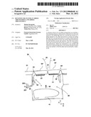 RETAINING MEANS FOR AN AIRBAG ARRANGEMENT AND AIRBAG ARRANGEMENT diagram and image