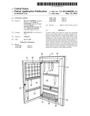 JEWELRY CABINET diagram and image
