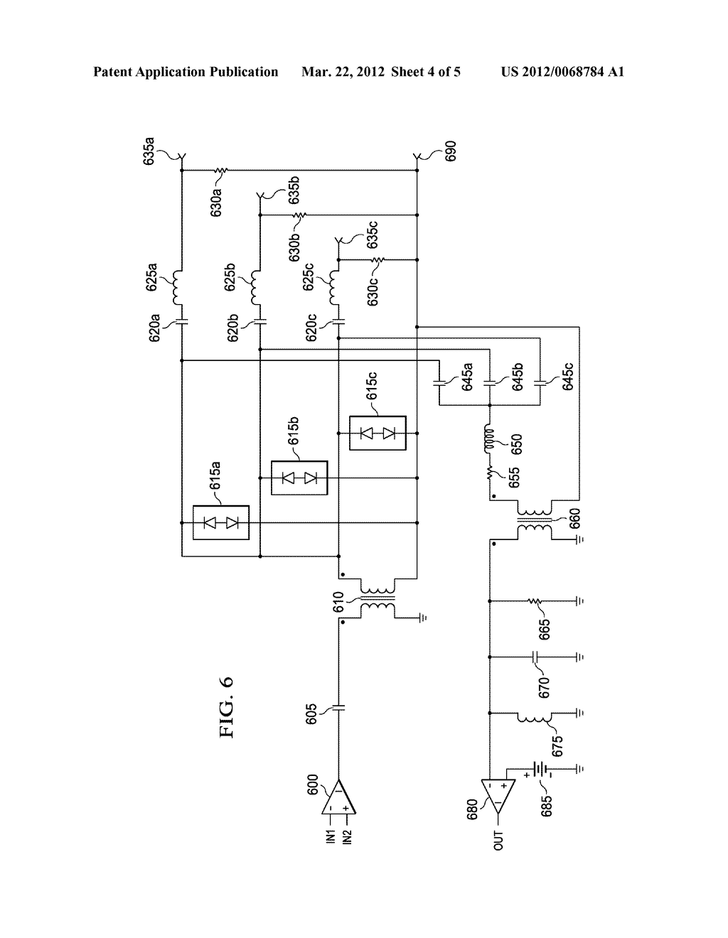 power line communication circuit diagram