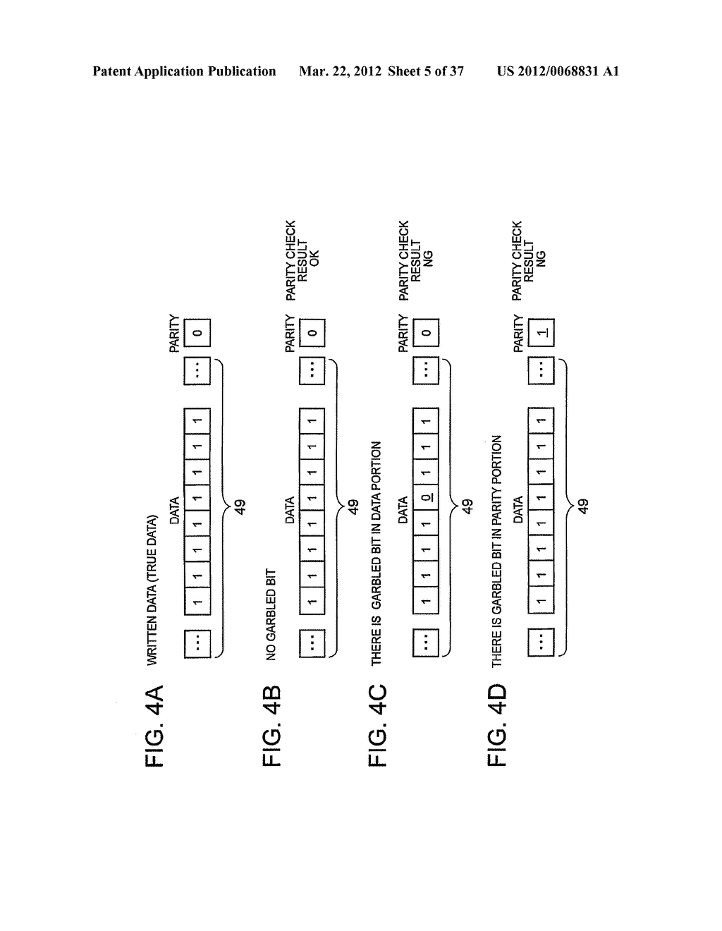 WIRELESS TAG WRITING/READING APPARATUS AND METHOD BY THE SAME - diagram, schematic, and image 06
