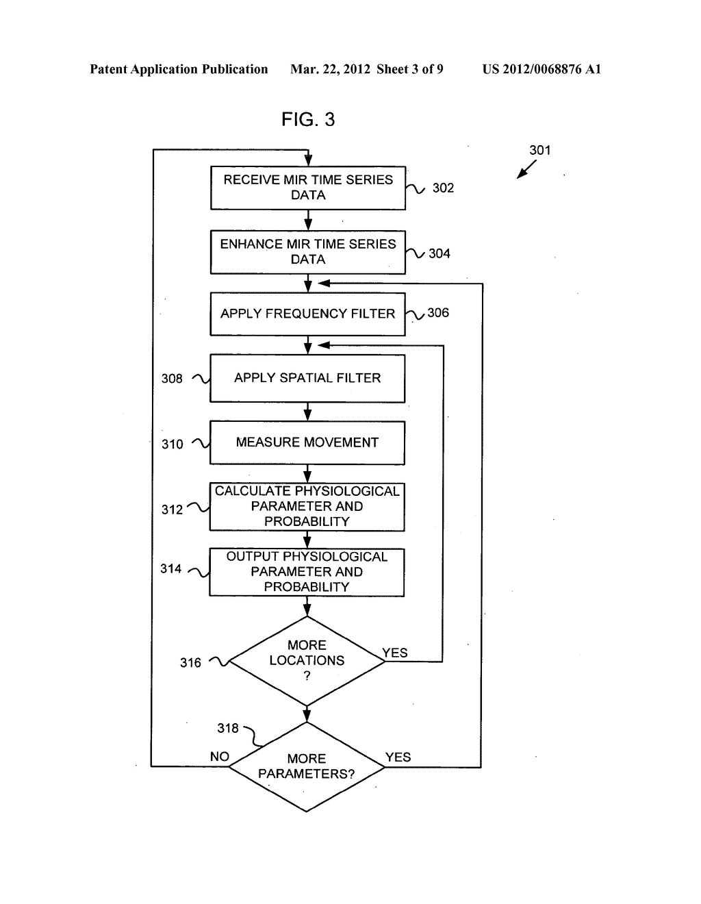 Control of an electronic apparatus using micro-impulse radar - diagram, schematic, and image 04