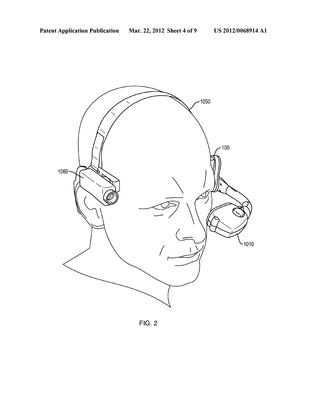 MINIATURE COMMUNICATIONS GATEWAY FOR HEAD MOUNTED DISPLAY - diagram, schematic, and image 05