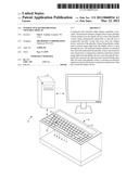 INTERACTIVE KEYBOARD WITH VIEWABLE DISPLAY diagram and image