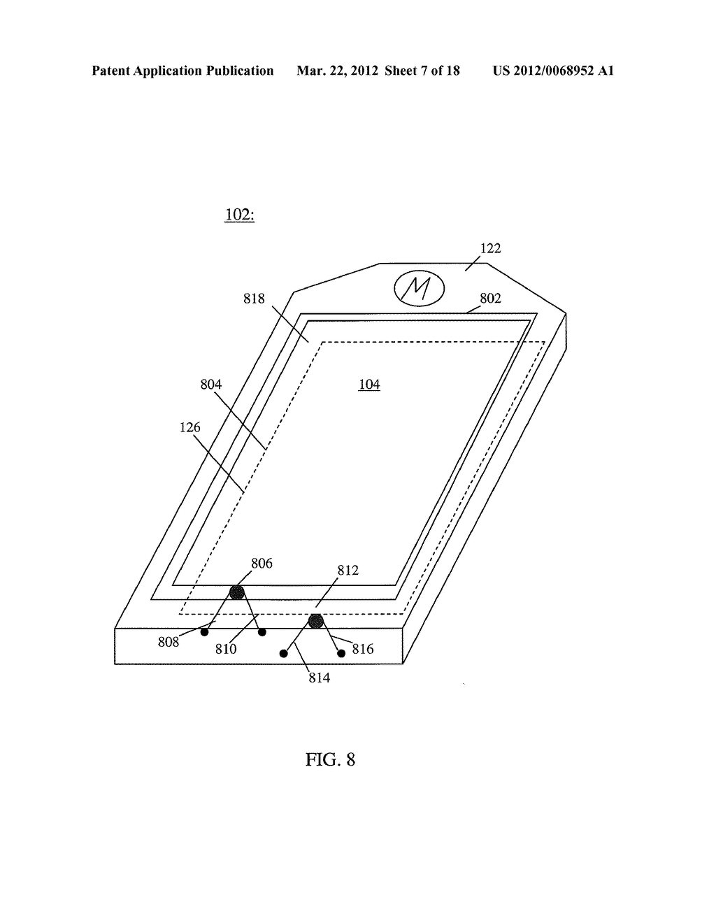 USER COMPUTER DEVICE WITH TEMPERATURE SENSING CAPABILITIES AND METHOD OF     OPERATING SAME - diagram, schematic, and image 08
